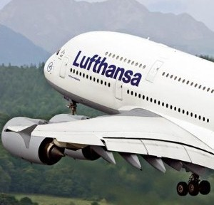 The 747-8 aircrafts generate 20 percent less carbon dioxide emissions than other planes.